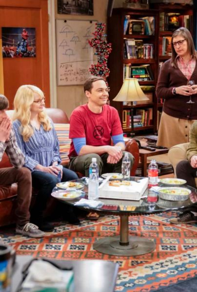 The Big Bang Theory Schauspieler Privat